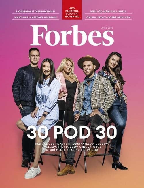Cô gái Việt đầu tiên lọt danh sách Forbes 30 Slovakia